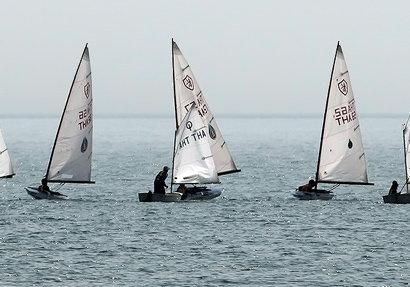 สมาคมเรือใบส่ง2นักกีฬาลุ้นโควตาโอลิมปิก