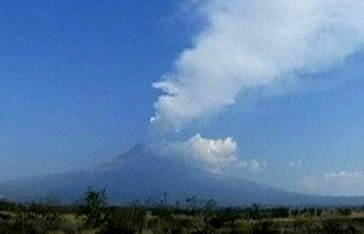 เม็กซิโก แจ้งเตือนภัยภูเขาไฟเอล โปโป