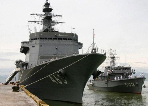 โสมแดงประณามญี่ปุ่นส่งเรือรบประจำใกล้