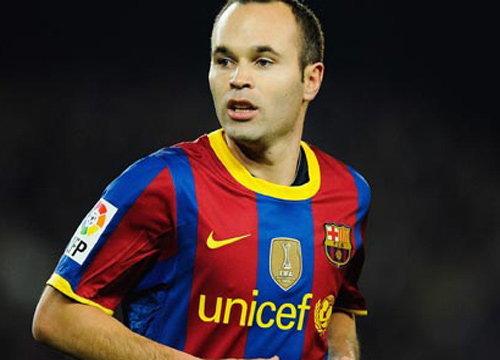 อิเนียสต้าลั่นแฟนบอลอาจดูสเปนเล่นน่าเบื่อ