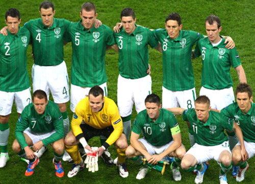 ลอว์เรนสันเชื่อไอร์แลนด์ชวดไปบอลโลก2014