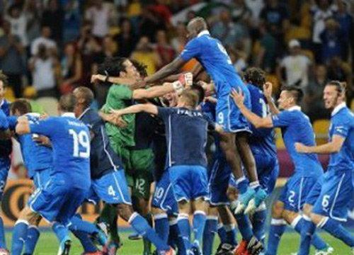 สื่ออิตาลียกย่องแข้งทีมชาติชนะเยอรมัน