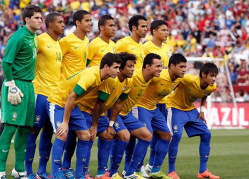 บราซิลเปิดโผชุดอลป.ฮัล์ค-เนย์มาร์นำทีม