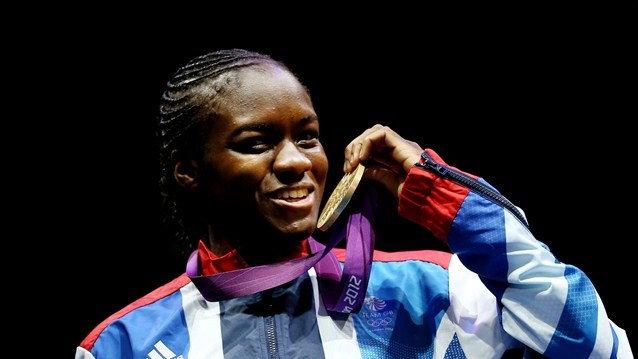 สาวGBซิวทองมวยหญิงคนแรกของโอลิมปิก