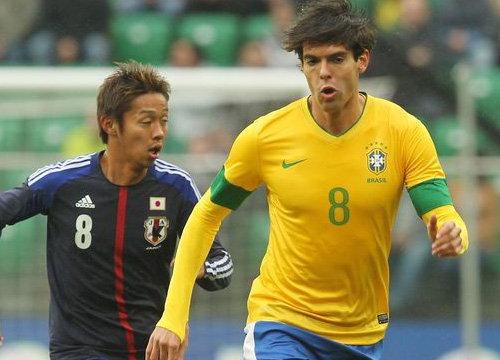 แซมบ้า ใส่ไม่ยั้งไล่ถล่มญี่ปุ่น ยับเยิน 4-0