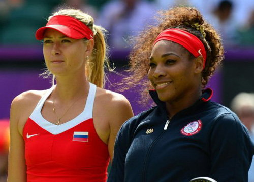 มาเรีย-เซเรนา คู่ชิง WTA แชมเปี้ยนชิพ