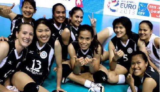 7สาวไทยยังเจ๋ง!ตบพาอิกติซาดซิเฮเกมลีก