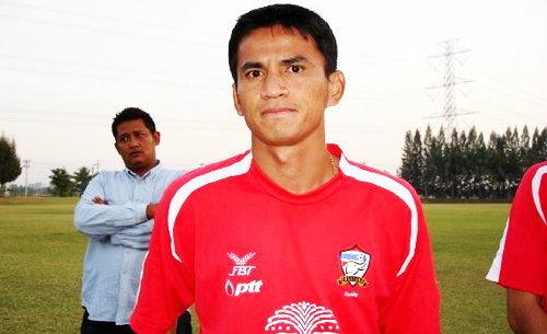 ซิโก้ตีลังกาคุมทีมชาติไทยลุยซีเกมส์ที่พม่า