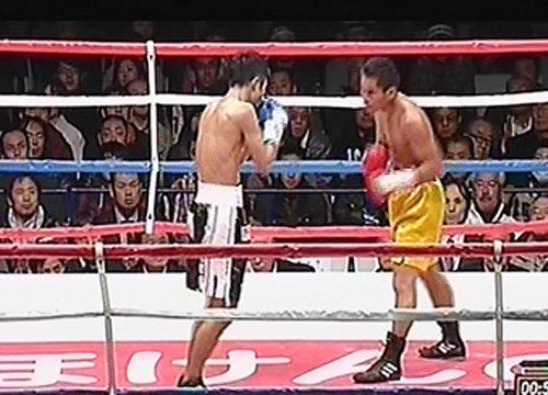 เทพฤทธิ์ โดนน็อก ยก 4 เสียแชมป์ WBA