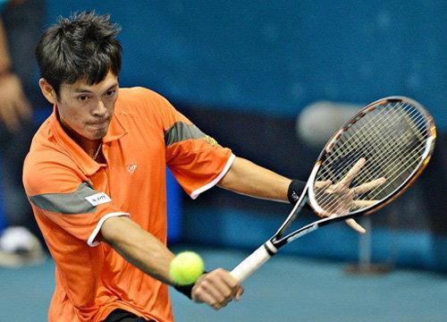 เดี่ยวชนมือไทยชนะคูเวตเทนนิสเดวิสคัพ