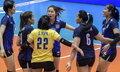 สาวไทย ฮึดแซงดับ เปอร์โต ริโก 3-1 วอลเลย์บอลหญิง คัดเลือกโอลิมปิกเกมส์ 2020 (คลิป)