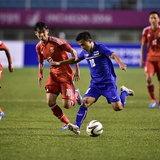 บอลไทยอัดจีน2-0