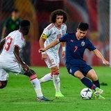 ทีมชาติไทย ชนะ ยูเออี