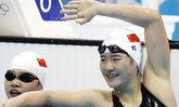 เงือกสาวจีนวัย16ซิวทองทุบสถิติโลก!