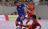 ฟุตซอลไทยโหดถลุงเวียดนาม 8-1 ซิวทองซีเกมส์3สมัยติด