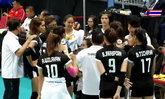 """ไม่มีปัญหา! """"ตบสาวไทย"""" อัด """"ฟิลิปปินส์"""" 3-0 ลิ่วชิงทองซีเกมส์"""