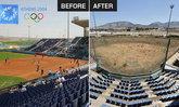 บ้านผีสิง! 13 ปี หลังโอลิมปิก เอเธนส์เกมส์ สนามกีฬากลายเป็นสนามร้างไร้คนดูแล