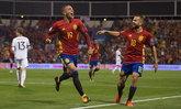 """แชมป์กลุ่มแน่นอน! """"สเปน"""" เปิดรังถลุง """"แอลเบเนีย"""" 3-0 ลิ่วรอบสุดท้าย (คลิป)"""