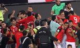 """คลิปวินาทีดราม่า """"โมฮาเหม็ด ซาลาห์"""" ยิงจุดโทษช่วงทดเจ็บพา """"อียิปต์"""" ตีตั๋วลุยบอลโลกในรอบ 28 ปี"""