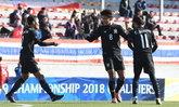"""""""เจ้าย้า"""" แฮตทริก! """"ช้างศึก"""" ทุบ """"สิงคโปร์"""" 3-1 ประเดิมคัดเอเชีย U19"""