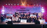 """เคาท์ดาวน์ กีฬาโอลิมปิกฤดูหนาว พยองชัง 2018 """"Road to PyeongChang 2018 in Bangkok"""""""