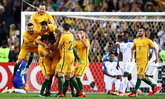 """""""เยดินัค"""" เบิ้ลโทษ! """"ออสเตรเลีย"""" อัด """"ฮอนดูรัส"""" 3-1 คว้าตั๋วลุยรัสเซีย 2018 (คลิป)"""