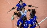 """ไม่มีปัญหา! """"ตบสาวไทย"""" อัด """"อิหร่าน"""" 3-0 ศึกชิงแชมป์เอเชีย"""