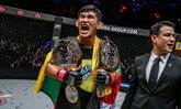 แชมป์โลก 2 รุ่น! Aung La N Sang เช็กบิล Machado ตั้งแต่ไก่โห่ในศึก ONE : QUEST FOR GOLD