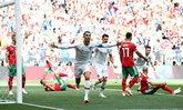 โรนัลโด้โขกต้นเกม! โปรตุเกส เฉือนชัยหวิว 1-0 เขี่ย โมร็อกโก ตกรอบ