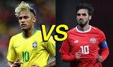 พรีวิว ฟุตบอลโลก 2018 รอบแบ่งกลุ่ม กลุ่มอี : บราซิล VS คอสตาริกา