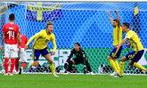 มีแดงท้ายเกม! สวีเดน เชือด สวิตเซอร์แลนด์ สุดมันส์ 1-0 ลิ่ว 8 ทีม