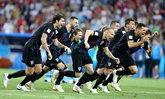 เจ้าภาพน้ำตาตก! โครเอเชีย ดวลโทษดับ รัสเซีย 4-3 ทะลุชน อังกฤษ รอบรองฯ