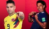 พรีวิว ฟุตบอลโลก 2018 รอบแบ่งกลุ่ม กลุ่มเอช : โคลอมเบีย VS ญี่ปุ่น