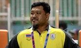 """""""โค้ชโย่ง"""" เสียดายพลาด 3 แต้ม , ชมแข้งไทย สู้กับยอดทีมของเอเชียได้เยี่ยม"""