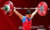 """สุดแกร่ง! """"ธัญญ่า"""" จอมพลังสาวซิวทองแดงยกน้ำหนักเอเชียนเกมส์ 2018"""