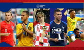 """เหนือกว่าผู้ใด : """"10 ที่สุดฟุตบอลโลก 2018"""""""