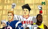 เรียนไปเพื่ออะไร? : ตอบข้อสงสัยทำไมนักกีฬาอเมริกันเกมส์ต้องเข้ามหาวิทยาลัย