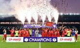 ลูกเดียวพอ! ทรู แบงค็อก ยูไนเต็ด เชือด บุรีรัมย์ ยูไนเต็ด 1-0 ผงาดแชมป์ซีพี เมจิ คัพ 2018