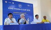 """12 ทีมแดนใต้ พร้อมดวลศึก """"คิง เพาเวอร์ คัพ 2018"""" เฟ้นหา 2 ทีมบู๊รอบชิงแชมป์ประเทศ"""