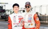"""โตโยต้า ส่ง """"ชนินชา-พุทธมนต์"""" ลงสู้ศึก """"Toyota Gazoo Racing Festival"""""""