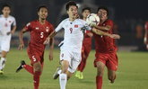 ซูซูกิคัพ 2018: เมียนมาร์ ยันเจ๊า เวียดนาม 0-0 ยึดจ่าฝูงกลุ่มเอต่อ (คลิป)