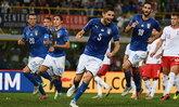 """หวิดพังคาบ้าน! """"จอร์จินโญ่"""" กดโทษท้ายเกมช่วย อิตาลี ตีเจ๊า โปแลนด์ 1-1"""