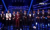 ประกาศผลทีมยอดเยี่ยม FIFPro 2018 - โด้, เมสซี ไม่พลิกโผ ซาลาห์ หลุด