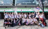 แรงจัด! Toyota Gazoo Racing Team Thailand ซิวที่ 3 รายการโหดขับ 24 ชม. ที่เยอรมนี