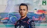 อเล็กซ์ อัลบอน : เด็กไทยที่ใช้เวลา 6 ปีสู่นักขับ F1