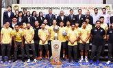 """มันแน่! """"บลูเวฟ"""" ร่วมสายโบคา-ฟัตห์ สปอร์ตทิฟ ศึก Intercontinental Futsal Cup 2019"""