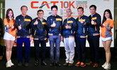 """งานวิ่งผสานเทคโนโลยี """"CAT 10k Thailand Championship 2019"""""""