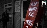 """หายนะของ """"บิวรี เอฟซี"""" : สโมสรอายุ 134 ปีที่มีมูลค่าแค่ 37 บาท"""