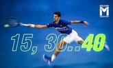 15, 30 แล้วทำไมต่อมาเป็น 40? : ที่มาสุดฉงนของการนับแต้มในกีฬาเทนนิส
