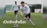 """ประเดิมลูกแรก! """"เบน เดวิส"""" ซัดพาฟูแล่ม U23 ถล่ม ซันเดอร์แลนด์ 4-0"""